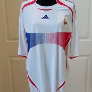 FRANCE 2006 World Cup Away Jersey